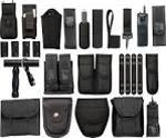 cuff case baton carrier glove case flashlight holder belt keepers shirtstays mace carrier  radio pouch slapjack magazine clip holder silent key holder key ring phone pouch